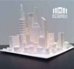 Metropolis by ibudmen.