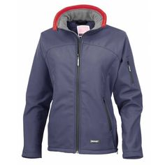 Kit4Kings Polo Bespoke Ladies Waterproof Active Polo Jacket -Grand Duchess Soft high stretch fabric Comfortable active cut Shaped panels for fitted