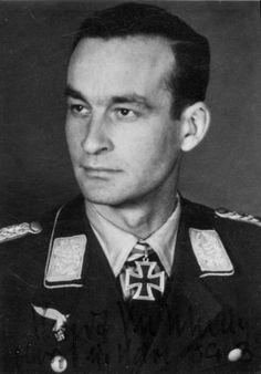 ✠ Kurt Kuhlmey (19 November 1913 - 30 April 1993)