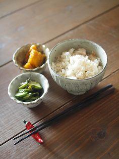Simple...love it!! Japanese meal