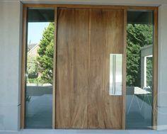 madera maciza 1´ enchapado lado interior