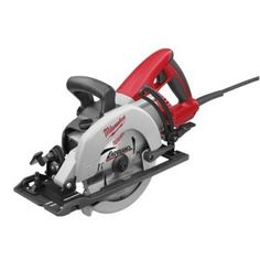 The Milwaukee 6477-20 7-1/4-inch Worm Drive Circular Saw provides the power contractors demand innovative features designed to make their jobs easier. The 15.0 amp, 4,400 rpm motor delivers maximum cutting performance and does not bog down, even under heavy loads. Hardened steel worm gearing provides maximum torque in the toughest applications. Magnesium construction makes the saw both durable and lightweight. The composite shoe will not warp, bend or kick up a burr.