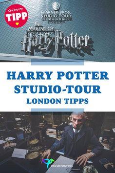 """London ist ideal für Harry Potter Fans! Hier könnt ihr bei der Harry Potter Studio Tour original Drehorte besuchen? Gringotts Zaubererbank, Hogwarts, Schlafsäle von Gryfindor, die Kostüme von Harry Potter, Ron, Hermine, Snape und Professor Dumbledore ansehen. Dne Entstehung von Dobby dem Hauself sehen oder den Embryo von Lord Voldemort """"in Action"""" sehen. Sogar auf dem Nimbus 2000 könnt ihr fliegen! #harrypotterlondon #harrypotterdrehorte #drehorte #londontipps #geheimtipplondon #london #england Harry Potter Scotland, Harry Potter London, London Eye, Buckingham Palace, Harry Potter Filming Locations, Harry Potter Studios, Scotland Tours, Reisen In Europa, Lord Voldemort"""