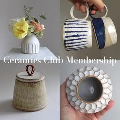Morning! The warmth with which my Ceramics Club has been received continues to…