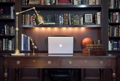 Attrayant Home Office Man Cave Ideas Design