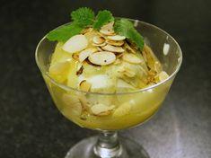 Kolapäron med hemgjord vaniljglass | Recept från Köket.se