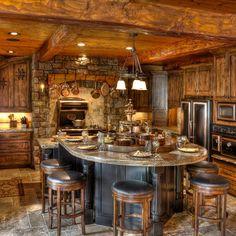 Gull Lake Kitchen - traditional - kitchen - minneapolis - Lands End Development - Designers & Builders