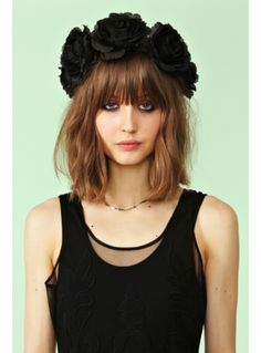 Flower Head Piece- Link below is one I really want