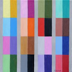 """Saatchi Online Artist: Albert Weeber; Acrylic, 2012, Painting """"AND THE POWER"""""""