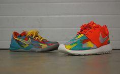 "Nike Roshe Run ""Venice Beach"" Custom ʝαу∂є ѕ. ❤️"