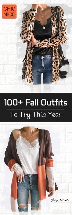 100 fall outfits ideals to try this year Fall Outfits 2018, Fall Winter Outfits, Look Fashion, Fashion Outfits, Womens Fashion, Fashion Trends, Style Casual, Casual Outfits, Looks Style
