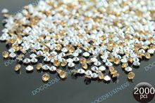 2000 pz/lotto silver & gold cristallo acrilico coriandoli del diamante tabella di cerimonia nuziale della decorazione di alta chiarezza spedizione gratuita  (China (Mainland))