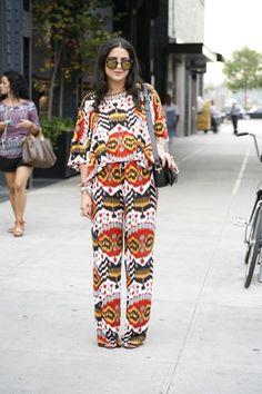 NYFW Street Style #nyfw #streetstyle