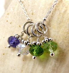 ^INSPIRATION...birthstone jewelry.