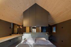 Schlafzimmer, Arnhard und Eck