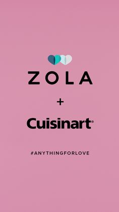 It's all the gifts, experiences, and funds you want, in one place. Install the app and register for gifts from Zola and any other store. Get real-time notifications and manage your shipments when you're on-the-go. Create your registry today.
