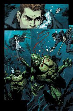 Dresden Files Ghoul Goblin 1 pg 6 by ~cooperdraw on deviantART