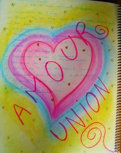 ATELIERS DE JOURNAL CREATIF: Journal créatif et Amour de Soi en FRANCE