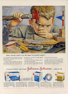 Johnson & Johnson ad