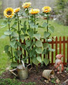 Flowers & Plants, artofmini.com, poppenhuis, dollhouse, puppenhaus, 1:12