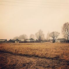 #nature  #russia #village #winter  #autumn