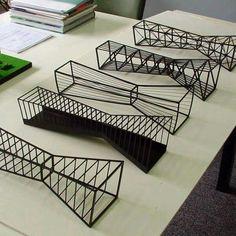 Concept architecture, interior architecture, architecture model making, bri Architecture Drawings, Concept Architecture, Interior Architecture, Bridges Architecture, Folding Architecture, Online Architecture, Roman Architecture, Architecture Models, Bridge Model