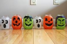 Resultado de imagen para decoracion halloween economica