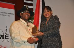 Distinguished First Time Author Award for Dr Wallace Williams, CVQO Caribbean Liaison Officer for his book CVQO Education and Caribbean Youth at Risk
