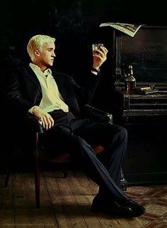 Tom Felton or Draco Malfoy?