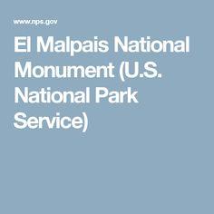 El Malpais National Monument (U.S. National Park Service)