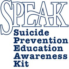 National and state Suicide Prevention Education Awareness Resources