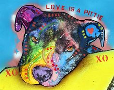 "Dean Russo ""Love Is A Pittie"""