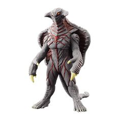 Bogar (ボガール, Bogāru?), also called Bogal, is a kaiju that feeds on other monsters. It appeared in the TV series, Ultraman Mebius and Ultraman Hikari. She appeared in episodes 6-10, 21, and 22.
