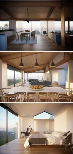 Silver House (Gower Peninsula, South Wales) | image 2 | by Hyde+Hyde Architects (2013)