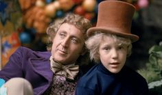 """But Charlie, don't forget what happened to the man who suddenly got everything he always wanted."" - Willy Wonka and the Chocolate Factory"