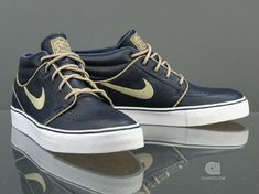 Nike SB Zoom Stefan Janoski Mid Premium / Follow My SNEAKERS Board!