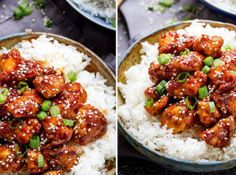 Orange Chicken, Turkey Recipes, Kimchi, Main Meals, Stir Fry, Side Dishes, Food And Drink, Healthy, Ethnic Recipes