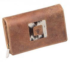 Waldis-Fellshop - Geldbörse aus Wildleder groß Fellhof Shops, Zip Around Wallet, Bags, Dark Brown, Suede Fabric, Taschen, Handbags, Tents, Retail