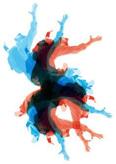 Image for International Dance Festival Prague by Lucie Cizkova