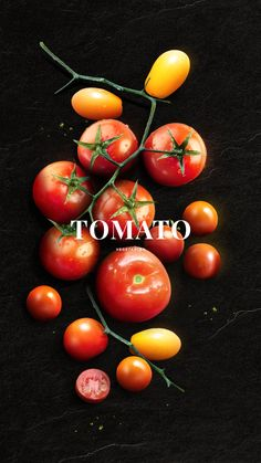 DAY 5: Tomatoes Tomato is the edible, often red fruit/berry of the nightshade commonly known as the Tomato plant. Its many varieties are now widely grown, sometimes in greenhouses in cooler...
