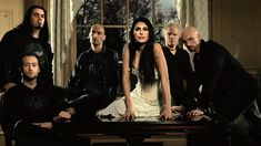 """Within Temptation is a Dutch symphonic metal/rock band founded in 1996. After the release of their first album Enter, the band became prominent in the Dutch underground scene. It was not until 2001 that they became known to the general public, with the single """"Ice Queen"""" from the album Mother Earth, which reached No. 2 on the Dutch charts. Since then, the band won the Conamus Exportprijs four years in a row. http://www.within-temptation.com/"""