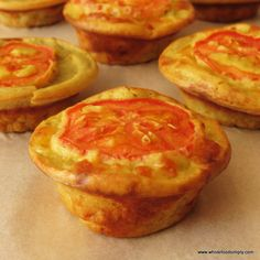 Mini Quiche Many Ways #WholefoodSimply