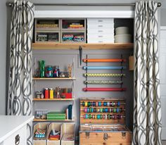 Taking the Closet From Scary to Airy: After