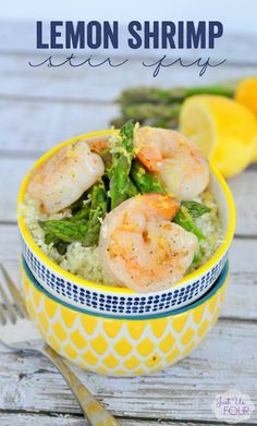 Shrimp Stir Fry PLUS 21 Class Summer Recipes. 'Tis the season for grillin' and chillin'