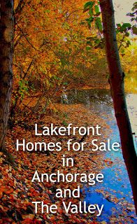 Great Alaskan Homes Blog: Lakefront Homes for Sale in Anchorage, Wasilla, and Big Lake Lakefront Homes For Sale, Alaskan Homes, Big Lake, Real Estate, Blog, Real Estates, Blogging