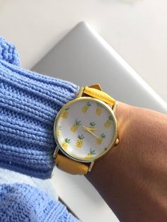 Bracelet Watch, Pineapple, Collections, Watches, Bracelets, Casual, Accessories, Products, Fashion