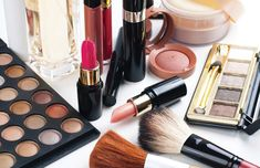 Here's how women can update their makeup routine to look their best after 50. See these tips for blush, brow liner, foundation, lipstick and eye shadow.