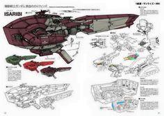 GUNDAM GUY: Gundam: Iron-Blooded Orphans [G-Tekketsu] - Mobile Suit Mechanics [Updated 11/15/15]