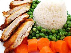 Éhezésmentes karcsúság Szafival - Gluténmentes bundás hús