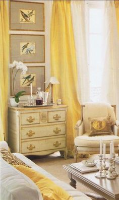 French Country Decorating Idea